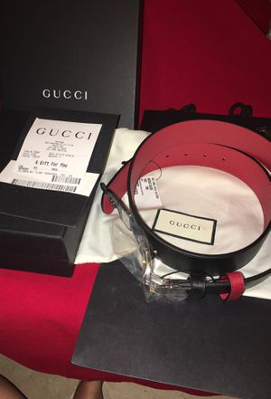 Authentic Gucci women belt for Sale in Sterling, VA