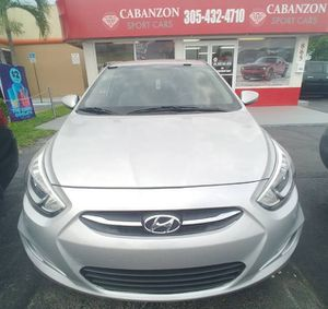 2015 Hyundai Accent for Sale in Hialeah, FL