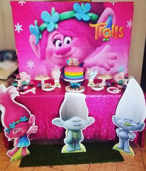 Trolls Dessert Table for Sale in Milpitas, CA