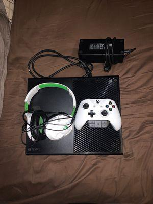 Xbox one 500 Gb for Sale in Rowlett, TX