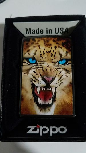 Zippo bs leopard 28276 for Sale in Los Angeles, CA