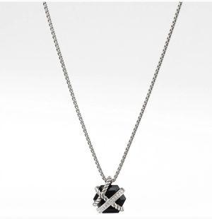 David Yurman Cable Wrap Necklace for Sale in Arlington, VA
