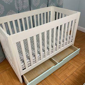 Convertible Baby Crib / Cuna Para Bebé for Sale in Miami, FL