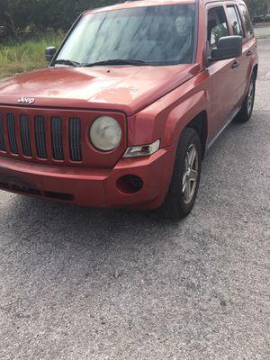 2007 Jeep Patriot for Sale in Tampa, FL