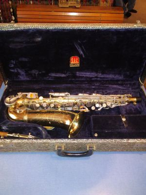 Conn alto saxophone for Sale in Ashley, OH