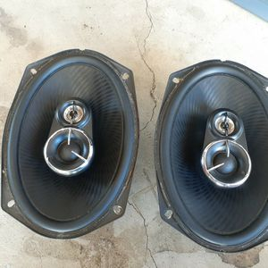 Kenwood Excelon 6X9 Speakers New Condition for Sale in Clovis, CA