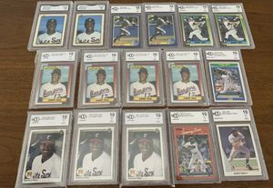 Sammy Sosa baseball card collection lot. Looking to trade for Sale in Falls Church, VA