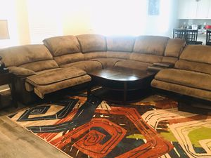 Excellent sectional sofa for low price(negotiable) for Sale in Tampa, FL