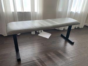 Flat weight bench for Sale in Glen Burnie, MD