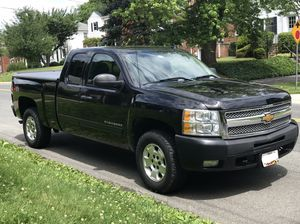 2012 Chevy Silverado 1500 LT Z71 for Sale in Silver Spring, MD