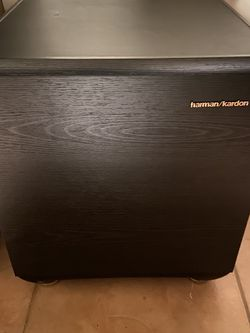 Harmon Kardon Ts2 Powered Subwoofer for Sale in Washington,  DC