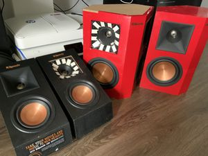 Klipsch RP-250S , RP-140SA for Sale in Los Angeles, CA