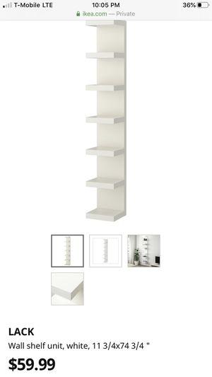 IKEA wall shelf & IKEA wall mirror for Sale in Los Angeles, CA
