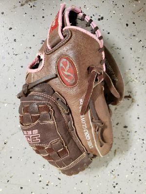 Girls Left Handed Softball Glove for Sale in Ontario, CA