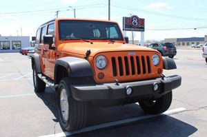 2013 Jeep Wrangler Unlimited for Sale in Clinton Township, MI