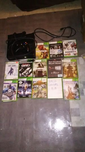 Xbox360 for Sale in Bremo Bluff, VA