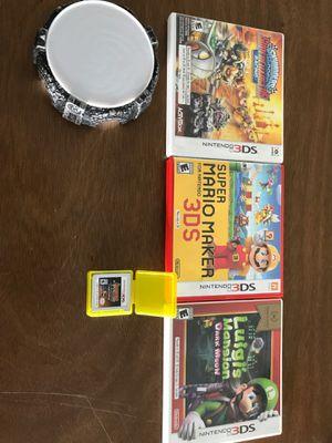 Read description 3ds games for Sale in Irvine, CA