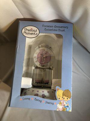 New Anniversary Precious Moments clock for Sale in Ontario, CA