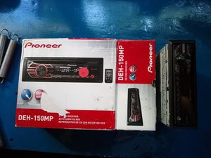 Car stereo - Pioneer DEH-150MP CD RDS Receiver for Sale in Redmond, WA