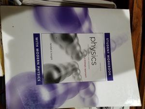 Modern Physics Workbook for Sale in Moreno Valley, CA