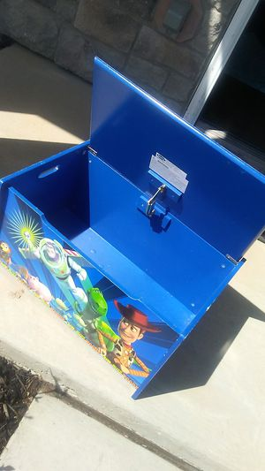 Toy Story Kids box for Sale in Rockville, MD