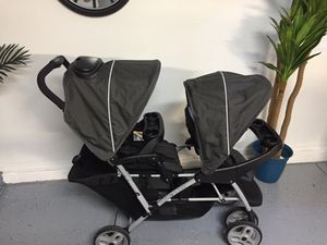 Greco Duo glider Double stroller for Sale in Peoria, AZ