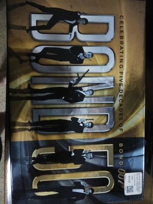 50 year box set of James Bond. Blu Ray for Sale in Poteau, OK