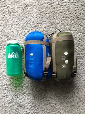 60 degree Summer Sleeping Bags for Sale in Portland, OR