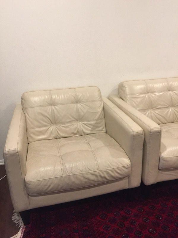MOVING SALE!!!! Italian Milan sofas
