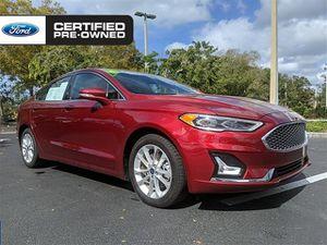 2019 Ford Fusion Energi for Sale in Sarasota, FL