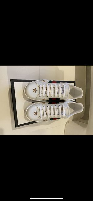 Gucci ace sneakers for Sale in Diamond Bar, CA