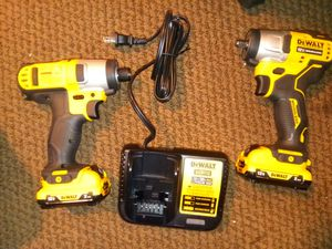 2 combo DeWalt impact drill kit for Sale in Lakewood, CO