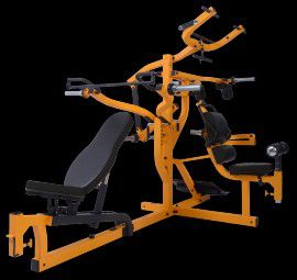 Powertec WB-MS multi home gym multigym