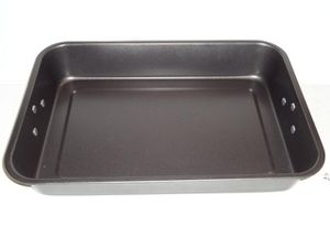 "Set of 8 Brand New Roasting Pan 18"" X 12"" X 3"" for Sale in Fresno, CA"