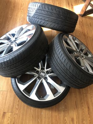"""Rims 20"""" for sale or trade for Sale in East Haven, CT"""