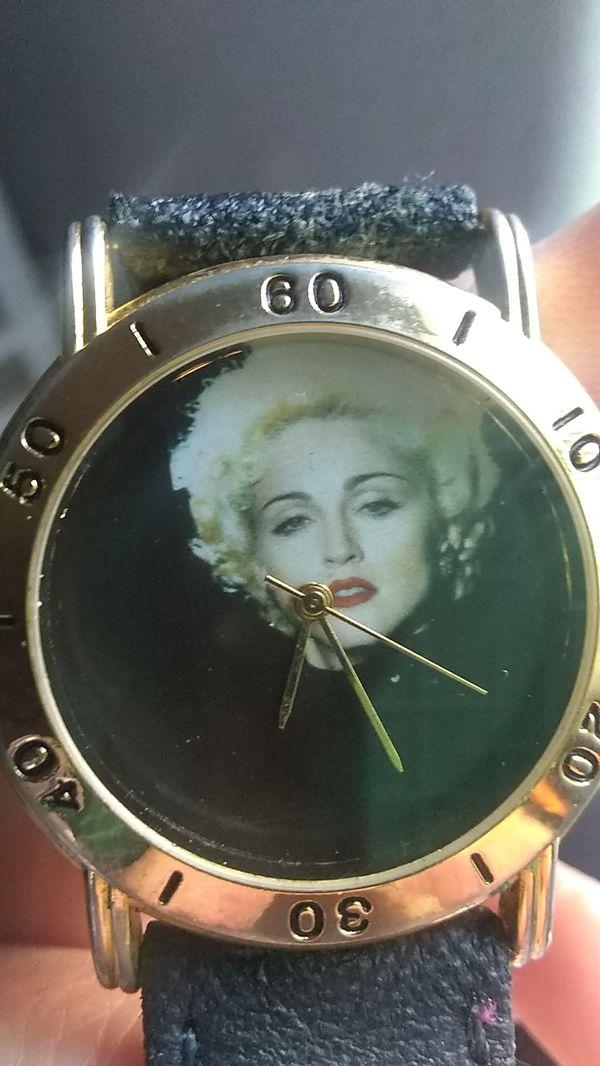 MAdonna watch