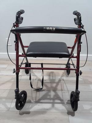 Wide seat walker for Sale in Phoenix, AZ