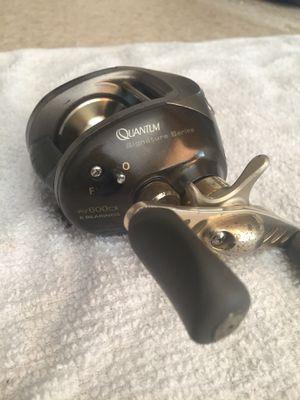 Quantum KV600CX Ken VanDam edition fishing reel for Sale in Vista, CA