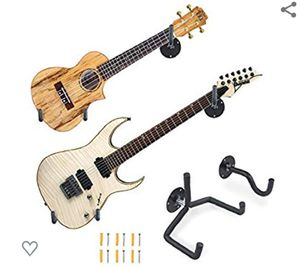 Weslo guitar wall hangers - three of them for Sale in Anaheim, CA
