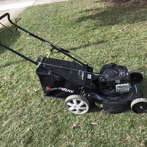 Murray 6.25 HP Lawn Mower with Bagger. Self Propelled for Sale in Columbia, MD