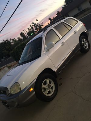 2004 Hyundai Santa Fe for Sale in Fresno, CA