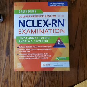 NCLEX Prep Book for Sale in Tacoma, WA