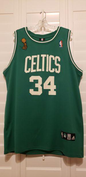 Boston Celtics Paul Pierce NBA Jersey for Sale in Modesto, CA