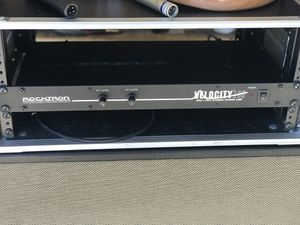 Rocktron Velocity 100 guitar pwr amp for Sale in Chico, CA