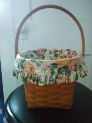 Longaberger basket for Sale in Lorain, OH