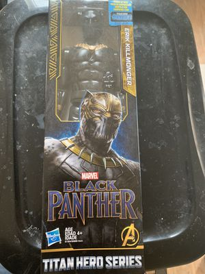 Black Panther KillMonger for Sale in Boston, MA