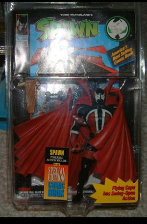 Spawn Action Figure for Sale in Beverly, NJ