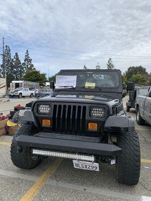 1994 Jeep Wrangler for Sale in La Verne, CA