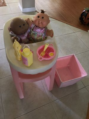 Little tikes high chair for Sale in Port St. Lucie, FL