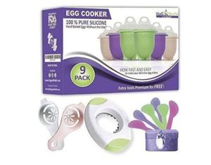 *BRAND NEW* Silicone Egg Cooker for Sale in Glendale, AZ